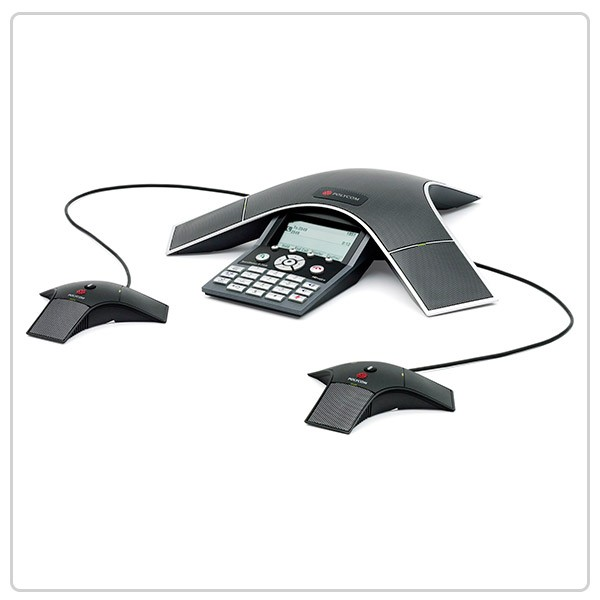 Polycom SoundStation IP 7000 - iP конференц-телефон - фото 1