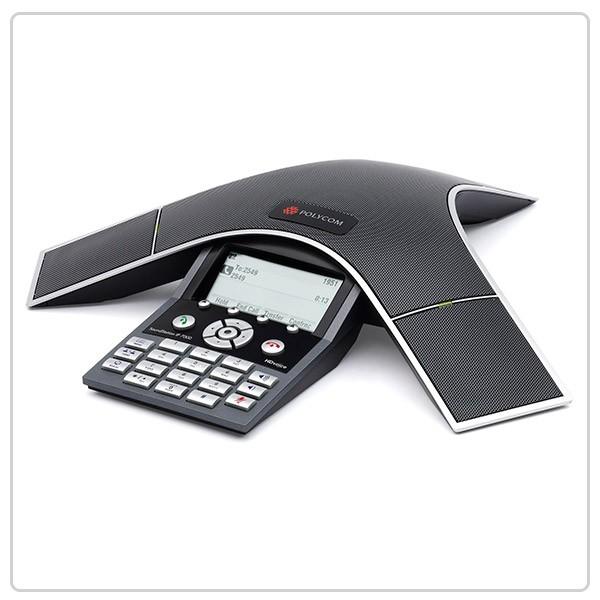 Polycom SoundStation IP 7000 - iP конференц-телефон - фото 2