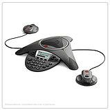 Polycom SoundStation IP 6000 - IP конференц-телефон, фото 4