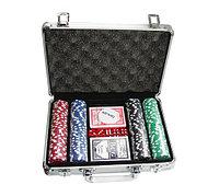 Покер в чемодане 200 фишек