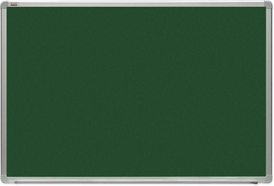 Доска меловая в раме ALU23 анод ОС 150х100 см 2x3 (Польша)