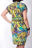 Эффектное платье Wisell. Размеры - 54, 56., фото 4