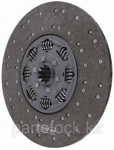 Диск сцепления 400 мм на / для IVECO, ИВЕКО, DONMEZ 072 031