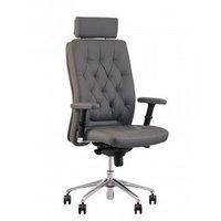 Из чего состоит офисное кресло?
