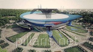 Стадион «Лужники» построят из сэндвич-панелей Teplant