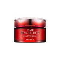 Интенсивный антивозрастной крем для лица MISSHA Time Revolution Vitality Cream