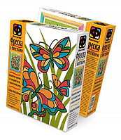 Фантазёр 407062 Фреска с блестками Бабочки