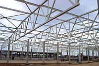 Изготовление металлоконструкций колонн, ригелей, ферм,связей