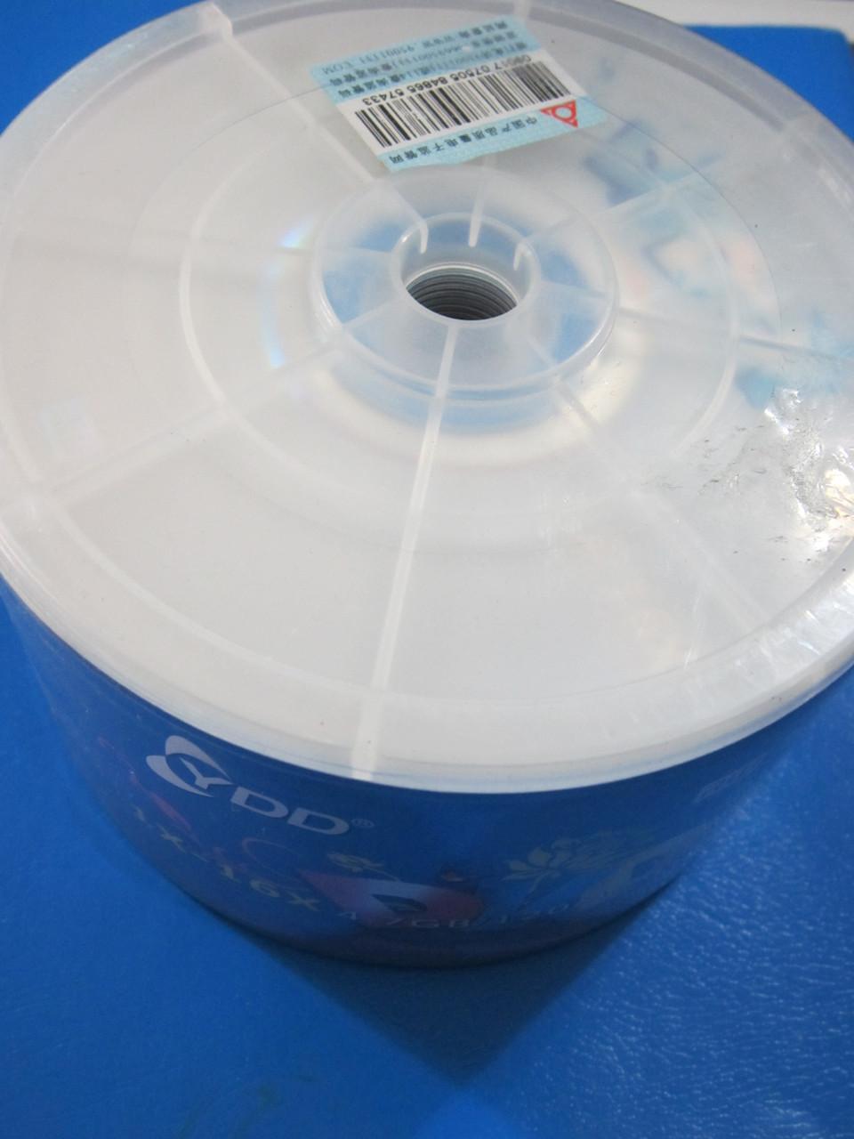 """Диск DVD-R """"YDD"""" , 4.7 GB, 16x"""