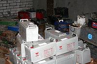 Утилизация свинцовых аккумуляторов, щелочных.