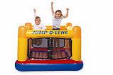 Надувной игровой центр-батут 48260 Intex Playhouse Jump-O-Lene, фото 2