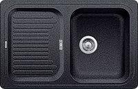 Кухонная мойка Blanco Legra 45 S - черный Лава (519169), фото 1