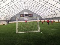 Крытый футбольный комплекс