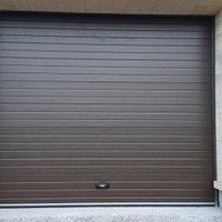 Ворота секционные RSD02, 2000*1800(h) мм, механические