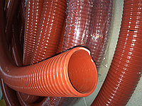 Шланг ПBX армированный спиралью для  диаметр 100-102мм, Агро эластик гибкий, легкий и морозостойкий, фото 1