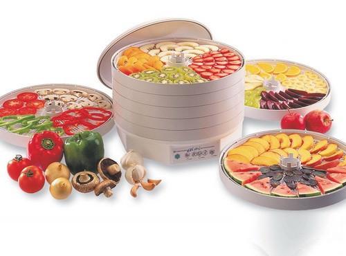"""""""Ezidri snackmaker FD500"""" поможет вам без труда засушить любые овощи и фрукты"""