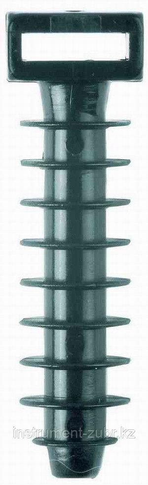 Дюбель для хомута, 8 x 45 мм, 6 шт, ЗУБР Мастер 4-309106-08-45