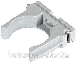 Клипса полипропиленовая, для металлопластиковых труб, 16 мм, 100 шт, ЗУБР