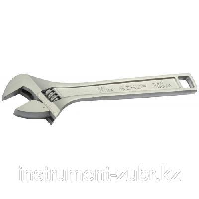 Ключ разводной ЭКСПЕРТ, 250 / 30 мм, ЗУБР, фото 2