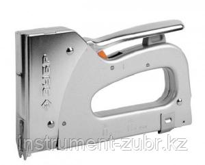"""Степлер для скоб """"T-36"""" 2-в-1: тип 36 (10-14 мм) и тип 28 (9-11 мм), ЗУБР Профессионал, фото 2"""