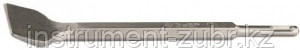ЗУБР SDS-max Зубило плоское изогнутое 50 x 300 мм, фото 2