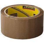 Клейкая лента, STAYER Master 1207-50, коричневая, 48мм х 60м