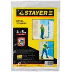 """Пленка STAYER """"STANDARD"""" защитная укрывочная, HDPE, 7 мкм, 4 х 5 м"""
