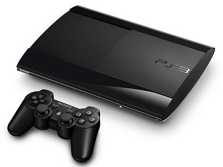 Игровые приставки Sony PlayStation 3 (PS3)
