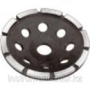 Чашка ЗУБР алмазная сегментная однорядная, высота 22,2мм, 115мм, фото 2
