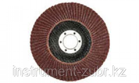 Круг лепестковый торцевой, 125х22,2мм, тип КЛТ 1, ЗУБР P40