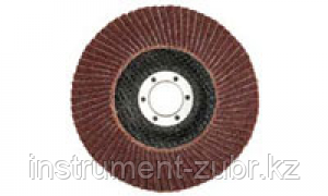 Круг лепестковый торцевой, 125х22,2мм, тип КЛТ 1, ЗУБР P40, фото 2