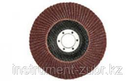Круг лепестковый торцевой, 150х22,2мм, тип КЛТ 1, ЗУБР P80