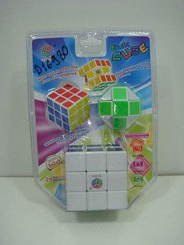 Кубики рубика набор из 3х штук