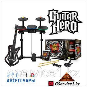 Guitar Hero: Warriors of Rock Band Bundle (PS3)
