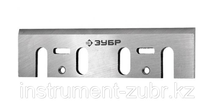 Нож ЗУБР для рубанка электрического, 110мм, 2шт                                                                                                       , фото 2