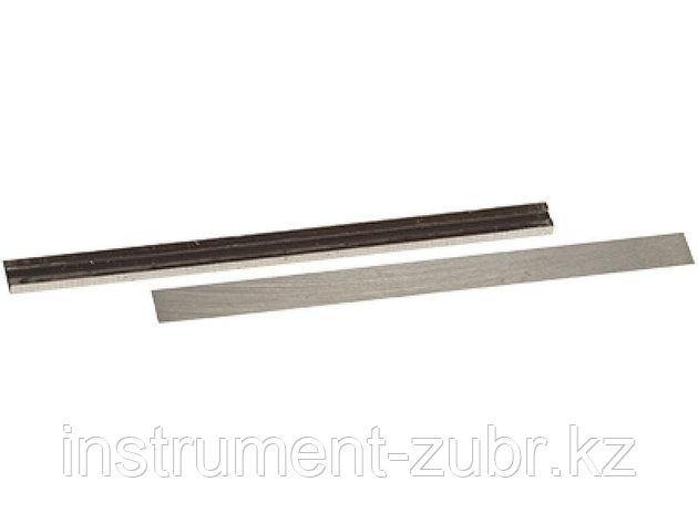 Нож ЗУБР для рубанка электрического, 82мм, 2шт, фото 2