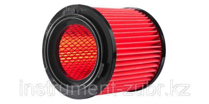 Фильтр каркасный, ЗУБР ЗФК, для пылесосов ЗППУ-1400-20, ЗППУ-1400-30, фото 2