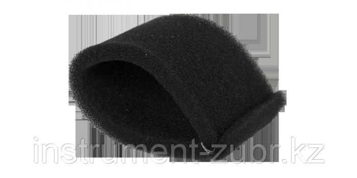 Фильтр поролоновый, ЗУБР ЗФП, для пылесосов ЗППУ-1400-20, ЗППУ-1400-30, фото 2