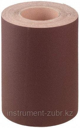 Шлиф-шкурка водостойкая на тканевойоснове в рулоне, №4, 900мм x 30м