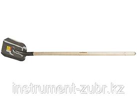 Лопата совковая GRINDA 280х230х1420мм, черенок в/с