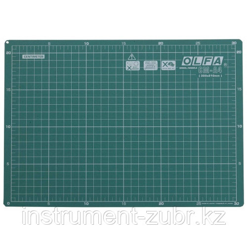 Коврик OLFA защитный, формат A3