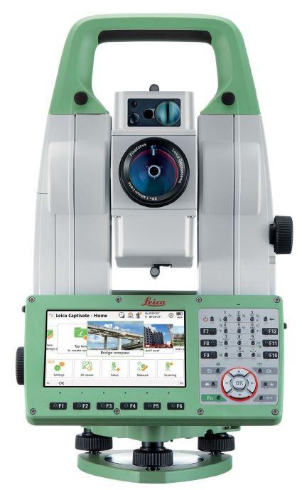 Тахеометр Leica Viva TS16