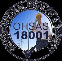 Сертификация ISO/ИСО OHSAS 18001