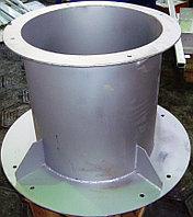 Стакан монтажный (к вентилятору крышному ВКРМ)