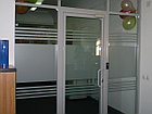 Перегородки с системой доступ контроля, (доводчики, выключатели, розетки), фото 2