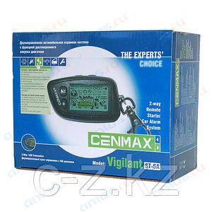 Автосигнализация Cenmax Vigilant ST-5A