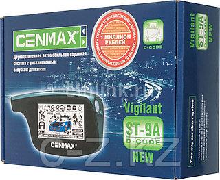 Автосигнализация Cenmax Vigilant ST-9A D-code