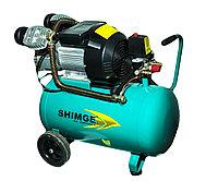 Воздушный электрический двухцилиндровый компрессор SHIMGE SGV 9631