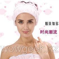 Полотенце для сушки волос - Hair Turban