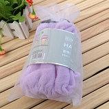Полотенце для сушки волос - Hair Turban, фото 2
